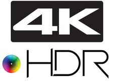 4K and HDR